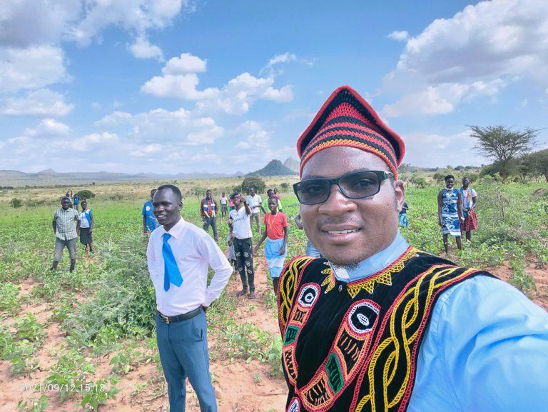 Loyoro, Uganda: The Wonder of First Arrival